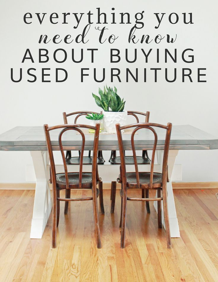 Merveilleux Everything You Need To Know About Buying Used Furniture | My Breezy Room  #usedfurniture #home #homedecor #decor #howtothrift #paintedfurniture