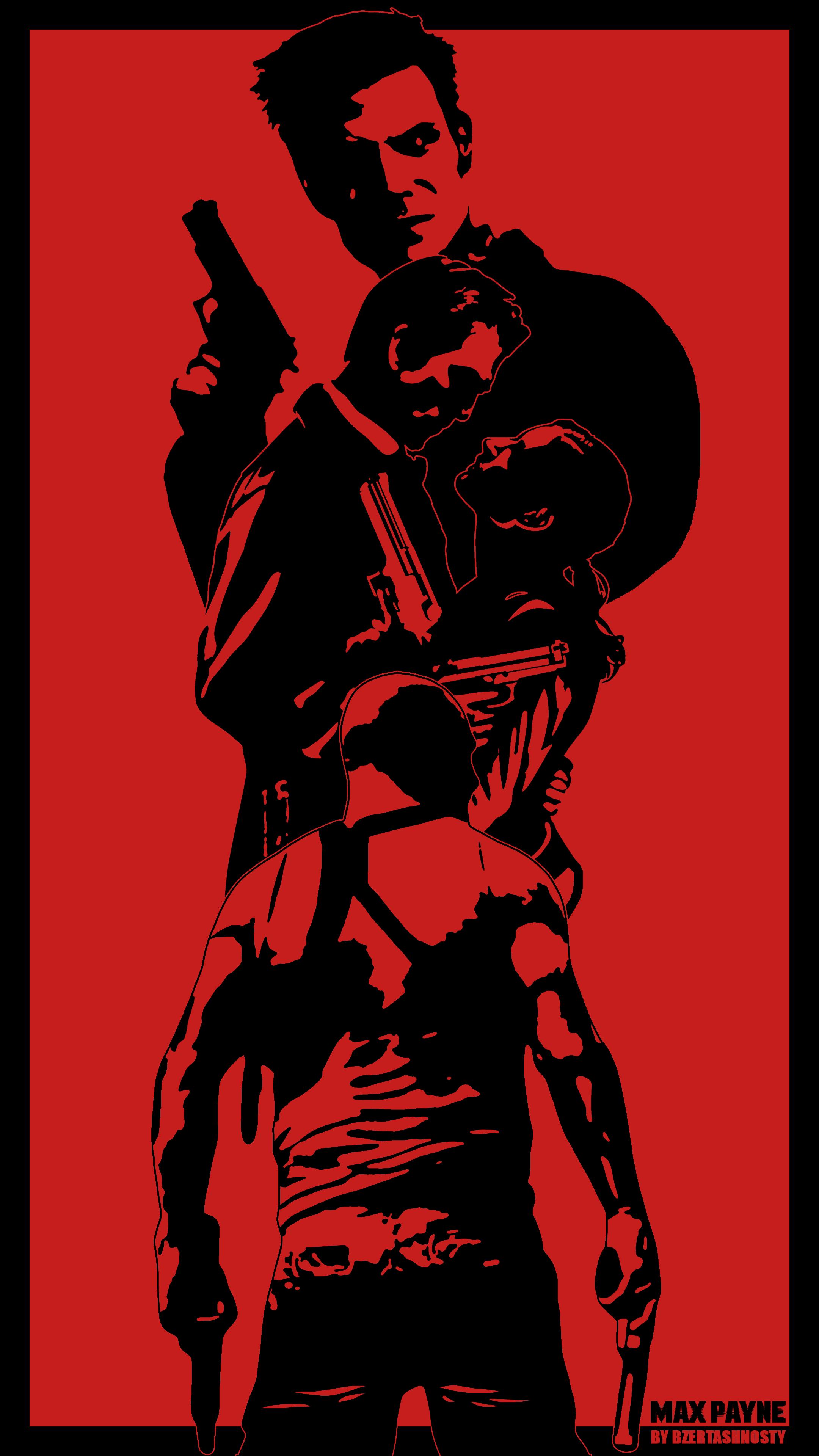 Max Payne Poster By Bzertashnosty On Deviantart Max Payne Punisher Max Max Payne 3