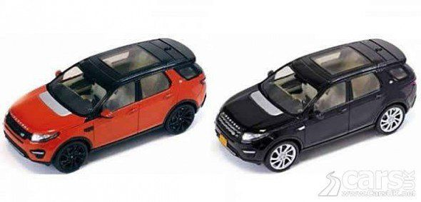 Land Rover Discovery Sport Revealed In Miniature Cars Uk Land Rover Discovery Sport Land Rover Discovery Land Rover