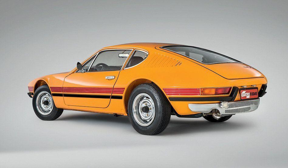 QUATRO RODAS SP1/SP2 VolkswagenSP2 Volkswagen, Classic