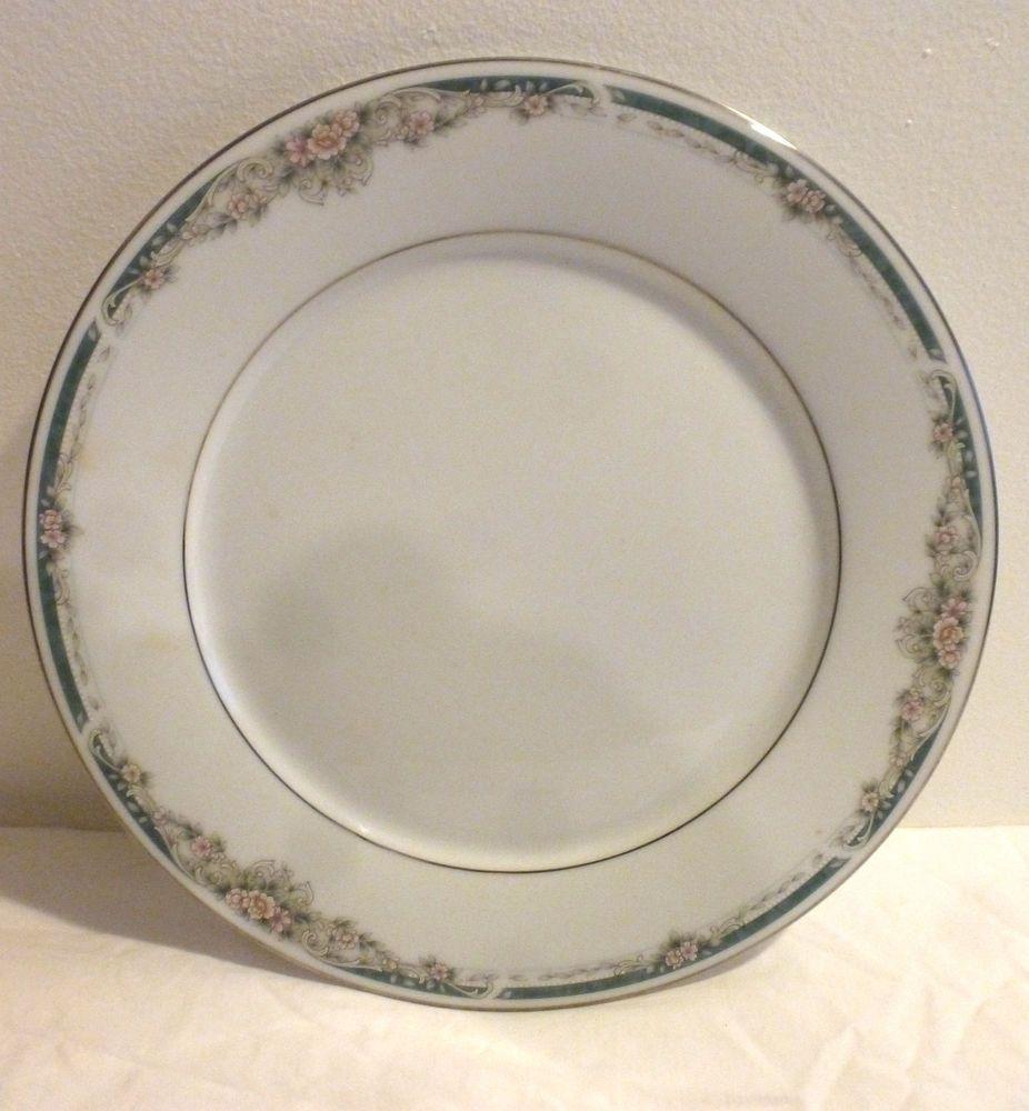 NORITAKE china ENHANCEMENT 4035 pattern Legendary DINNER PLATE 10-1/2\  # NORITAKE & NORITAKE china ENHANCEMENT 4035 pattern Legendary DINNER PLATE 10-1 ...