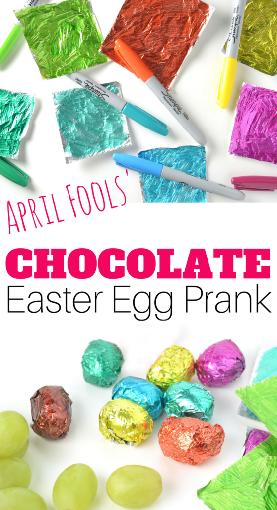 April fools day chocolate easter egg candy swap chocolate easter april fools day joke chocolate easter egg swap negle Choice Image