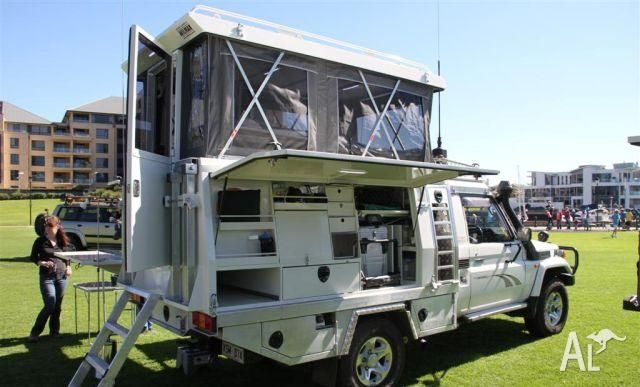 Truck Campers Neat Tc From Australia Truck Camper Camping