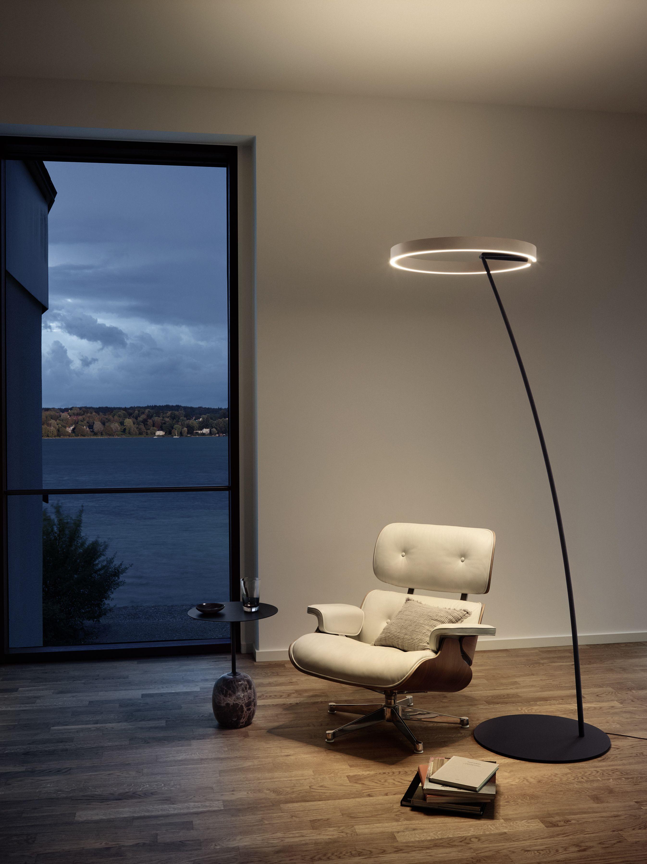 Bogen Mito raggio   wunderschön   Lounge beleuchtung, Möbeldesign, Produktdesign