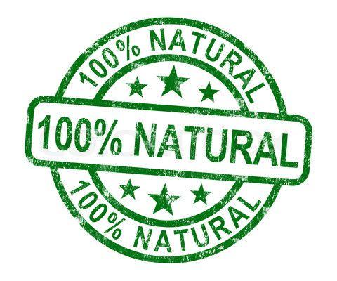 Resultado de imagem para 100% natural