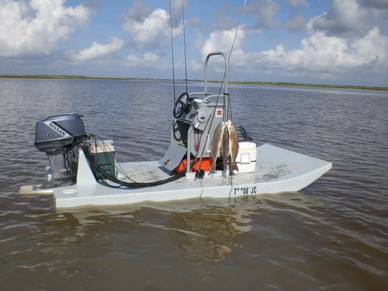 Who can judge the best of these small flats boat for Best small fishing boat