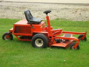 Compact Tractor Forum Mower Vintage Tractors Garden Tractor