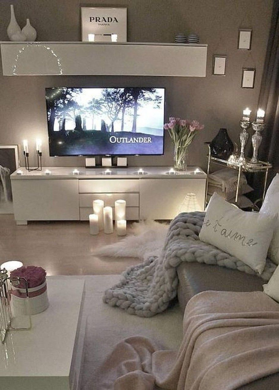 Magnificient Apartment Living Room Decorating Ideas On A Budget 20