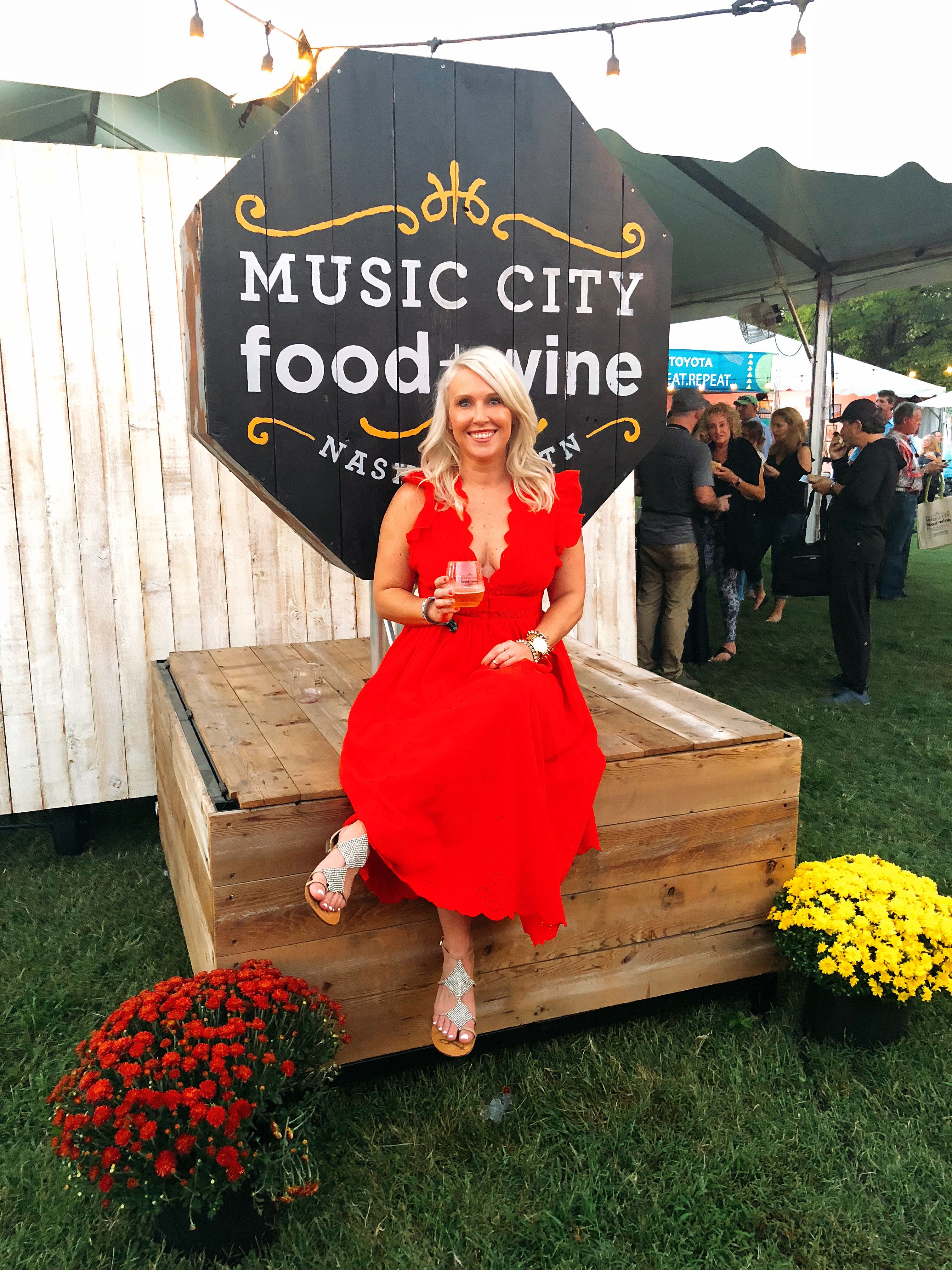 All The Booze And Bites You Missed At Music City Food And Wine Music City Wine Festival Nashville