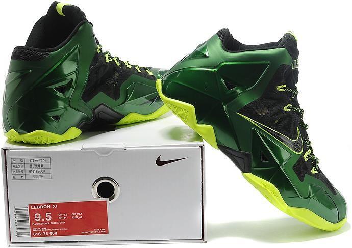 Nike Lebron 11 Navy Green Black Shoes, cheap Lebron 11 Mens, If you want to  look Nike Lebron 11 Navy Green Black Shoes, you can view the Lebron 11 Mens  ...