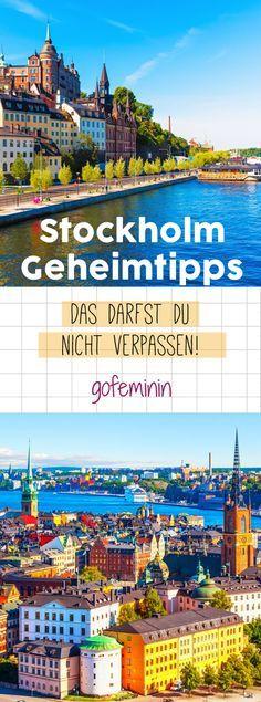stockholm entdecken die besten insider tipps f r schwedens hauptstadt reisen pinterest. Black Bedroom Furniture Sets. Home Design Ideas