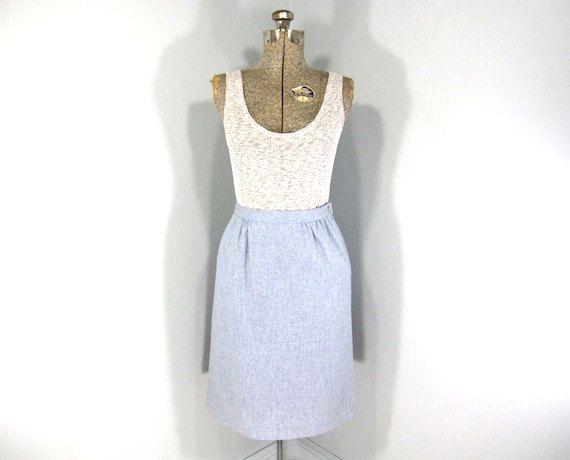 Vintage Pendleton Skirt 1970s Skirt Womens Winter by fidgetfinds, $20.00