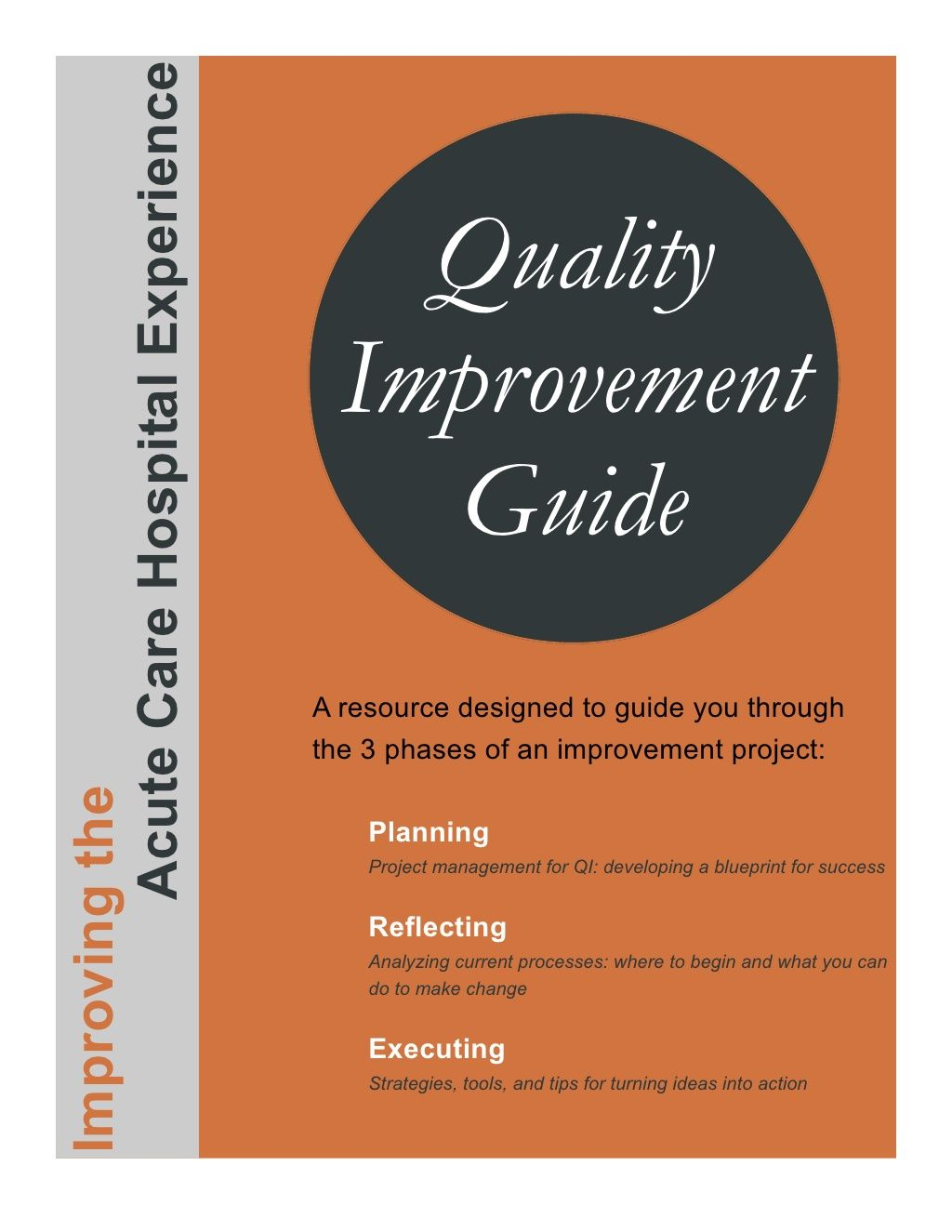 Quality Improvement Project Guide By Primary Via Slideshare