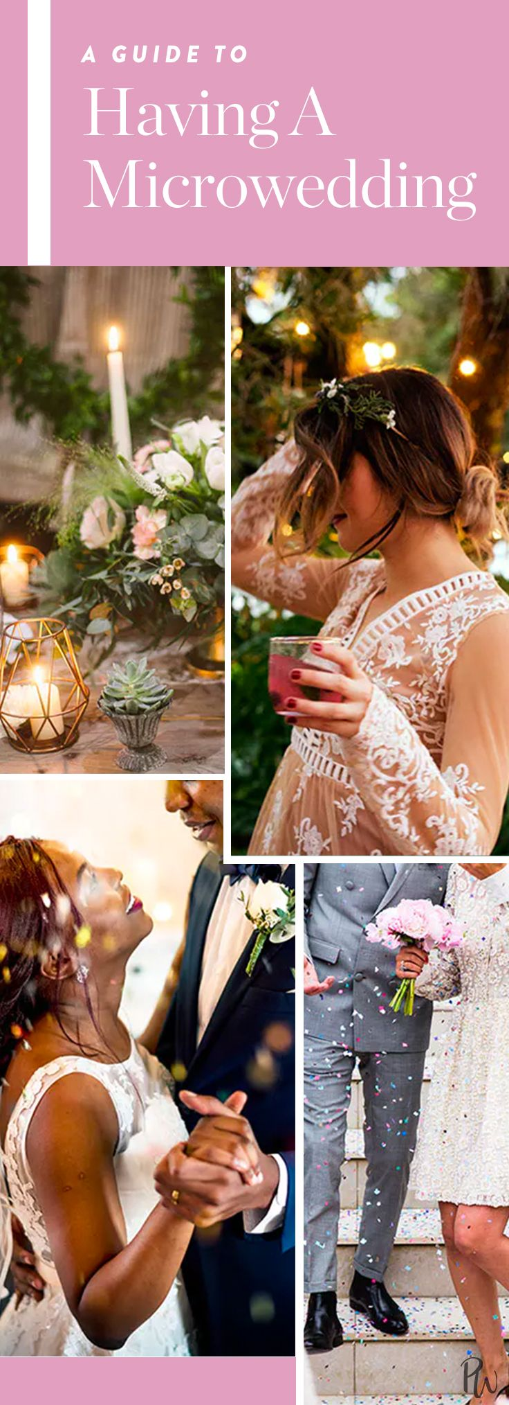 What Is A Microwedding And Is It The Best Idea Ever Fall