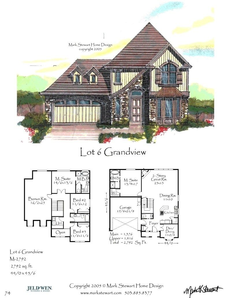 2792 House Plan French Country Old World European Homes Traditional Homes Transitional Designs Drawing House Plans House Design Cottage Style House Plans