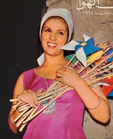 Sabah (Jeanette Gergis Al-Feghali) 10 November 1927 – 26 November 2014