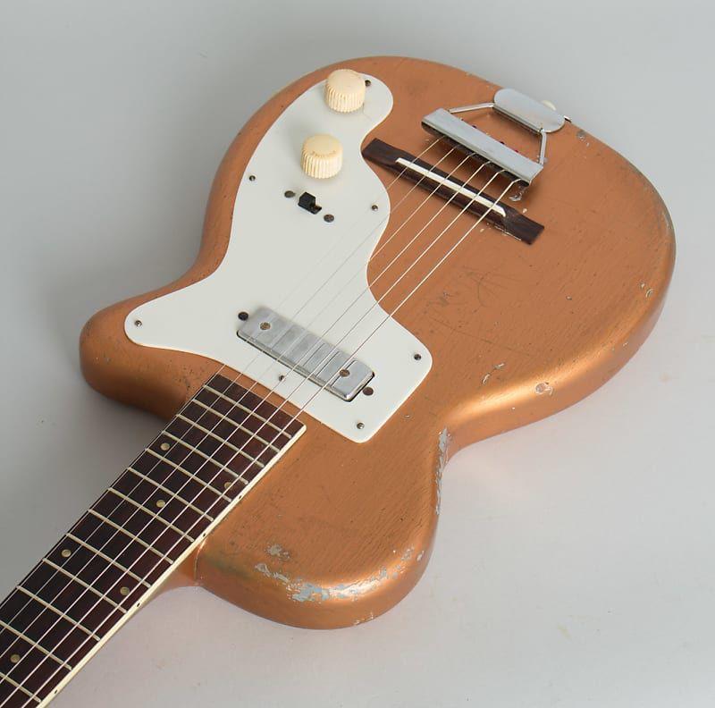 Harmony H 44 Stratotone Solid Body Electric Guitar 1953 Black Gig Bag Case Retrofret Vintage Guitars Reverb Electric Guitar Body Electric Guitar