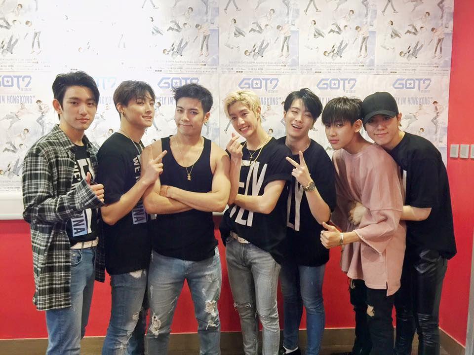 홍콩 콘서트 끝!! 다음은 서울에서 만나요 아가들❤️ GOT7 FLY IN HONG KONG CONCERT is Finished! Let's Meet in Seoul Soon! #GOT7