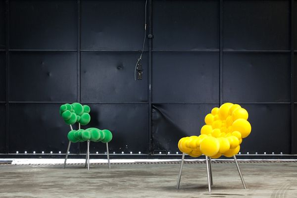 MUTATION SERIES CHAIRS BY MAARTEN DE CEULAER | Sit | Pinterest ...