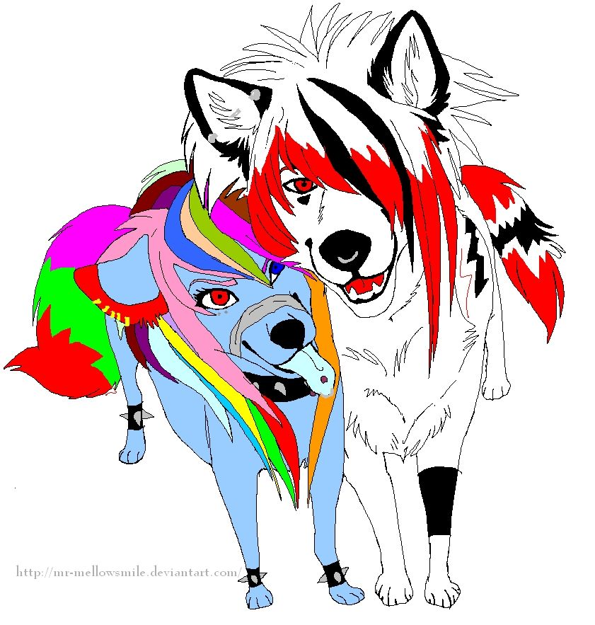 and Wolf me girl