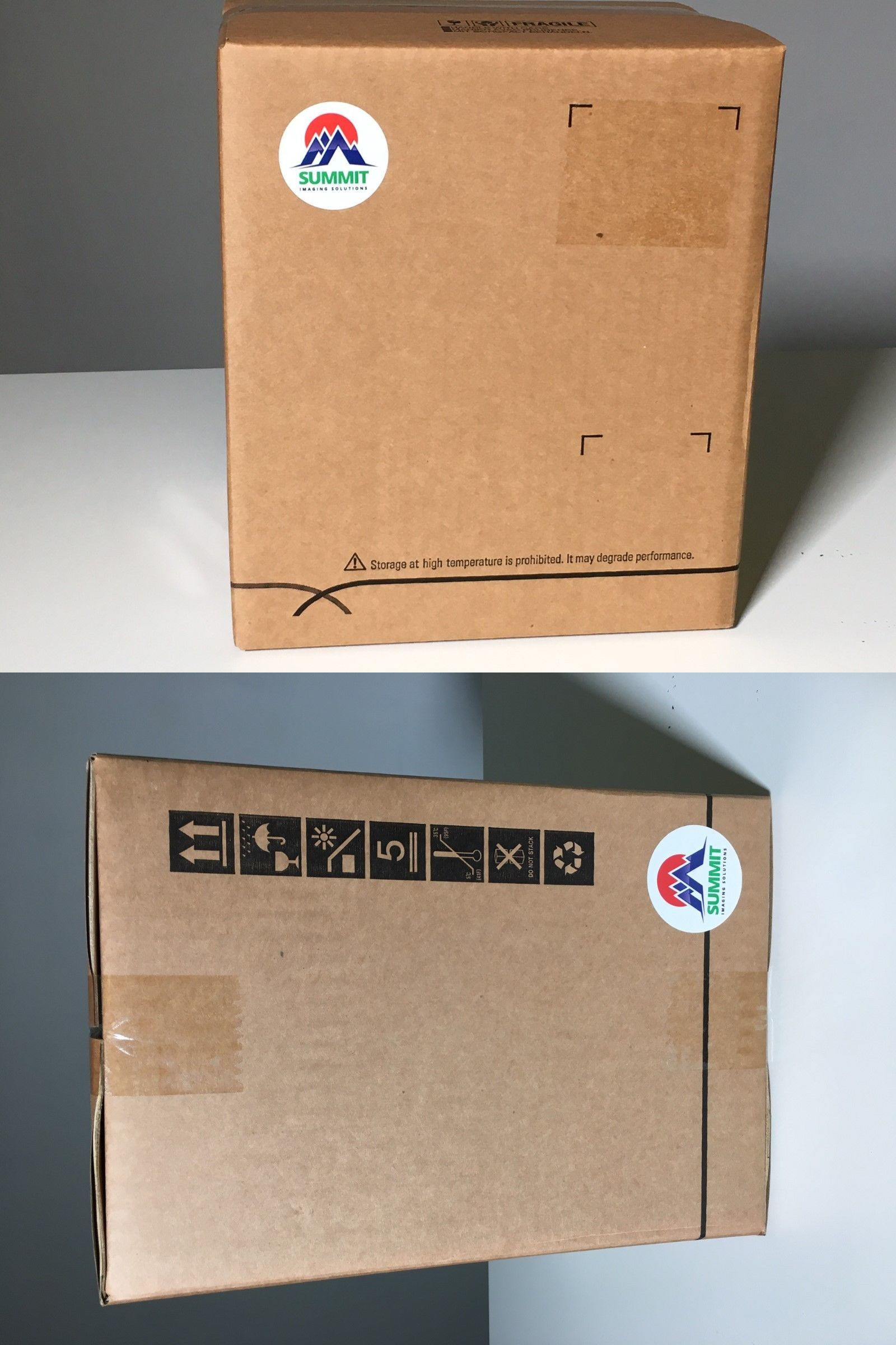 DCBP-S1245 Summit S1245 8x10x280 Print Pack for shinko 1245 printer