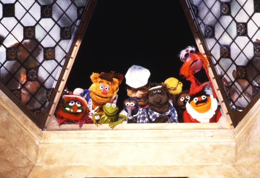 The Muppets On Twitter Muppets The Muppet Show Muppets Party