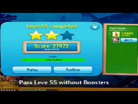 Pet Rescue Saga Level 55 No Booster Playlist Pet Rescue Saga Animal Rescue Pets