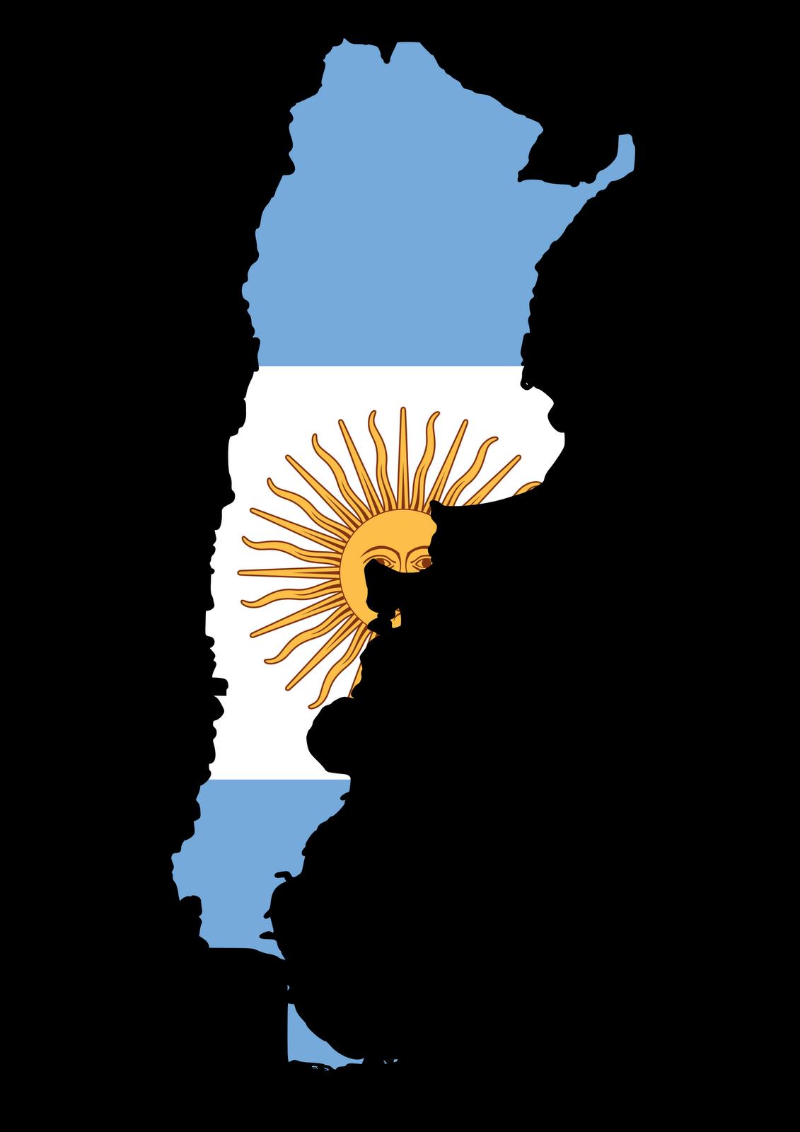Argentina HttpbpblogspotcomCaZGIqhxYlsTfranrRI - Argentina map vector