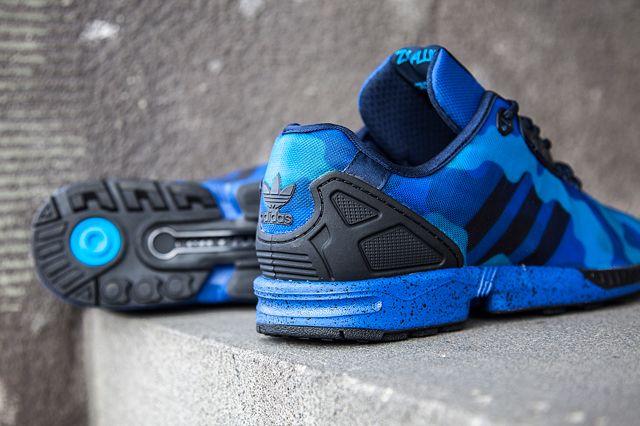 cheaper 3d2f9 267e0 ADIDAS ZX FLUX DECON (CAMO PACK) - Sneaker Freaker