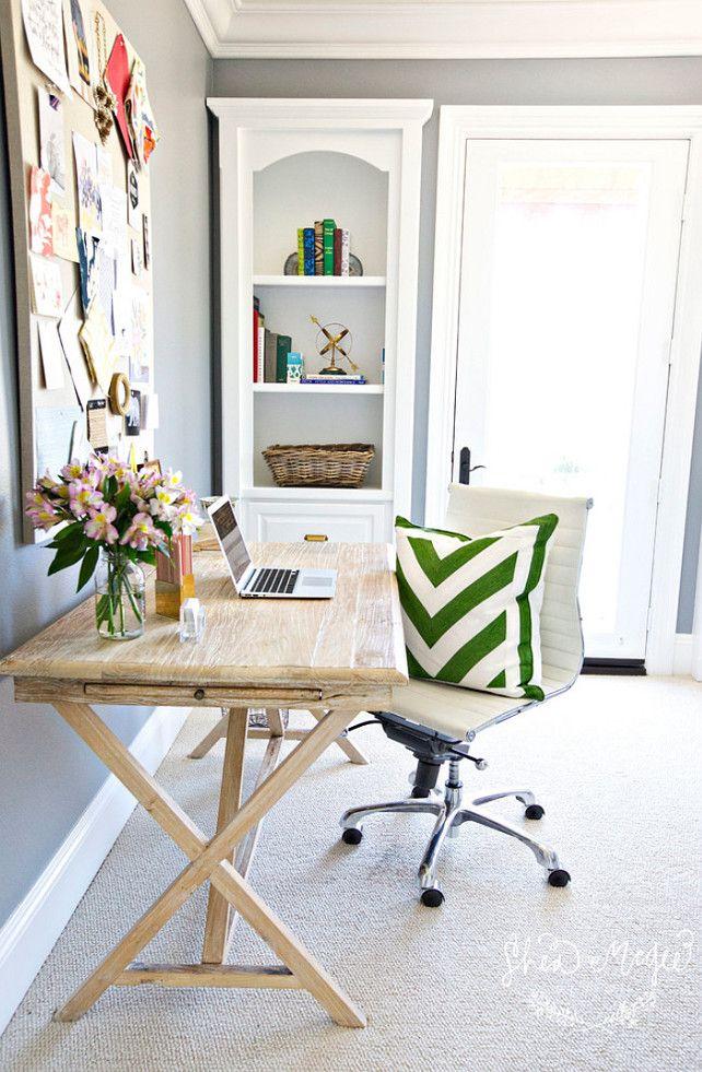 Home Office Desk Homeofficedesk White Washed Desk Studio Mcgee