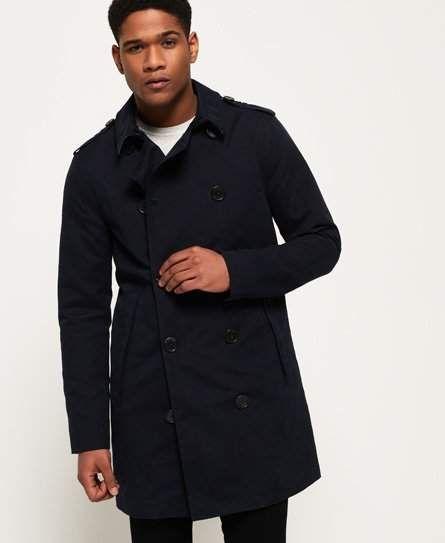Premium Rogue Trench Coat | Classic trench coat, Superdry, Coat