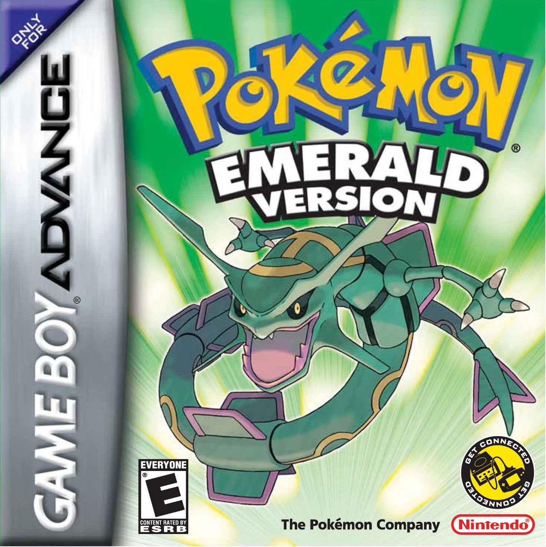 Pokemon gameboy color roms - Pok Mon Emerald Gameboy Advanced