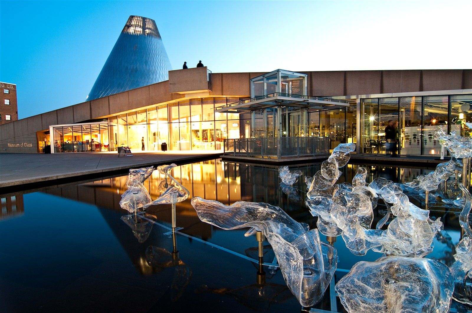 museum of glass tacoma - Bing Images