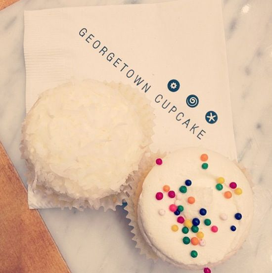 Georgetown Cupcake In Soho 111 Mercer Street New York NY 10012 Food Tour