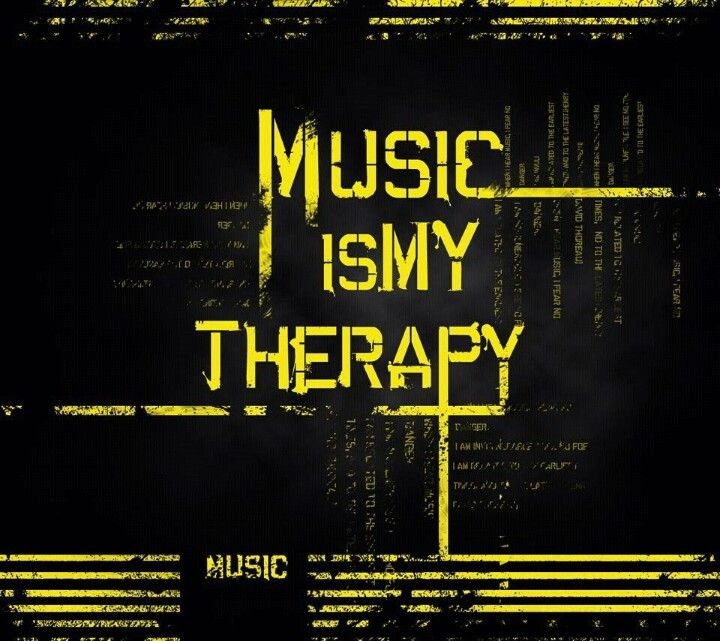 Inspirational Music Is My Therapy Quotes