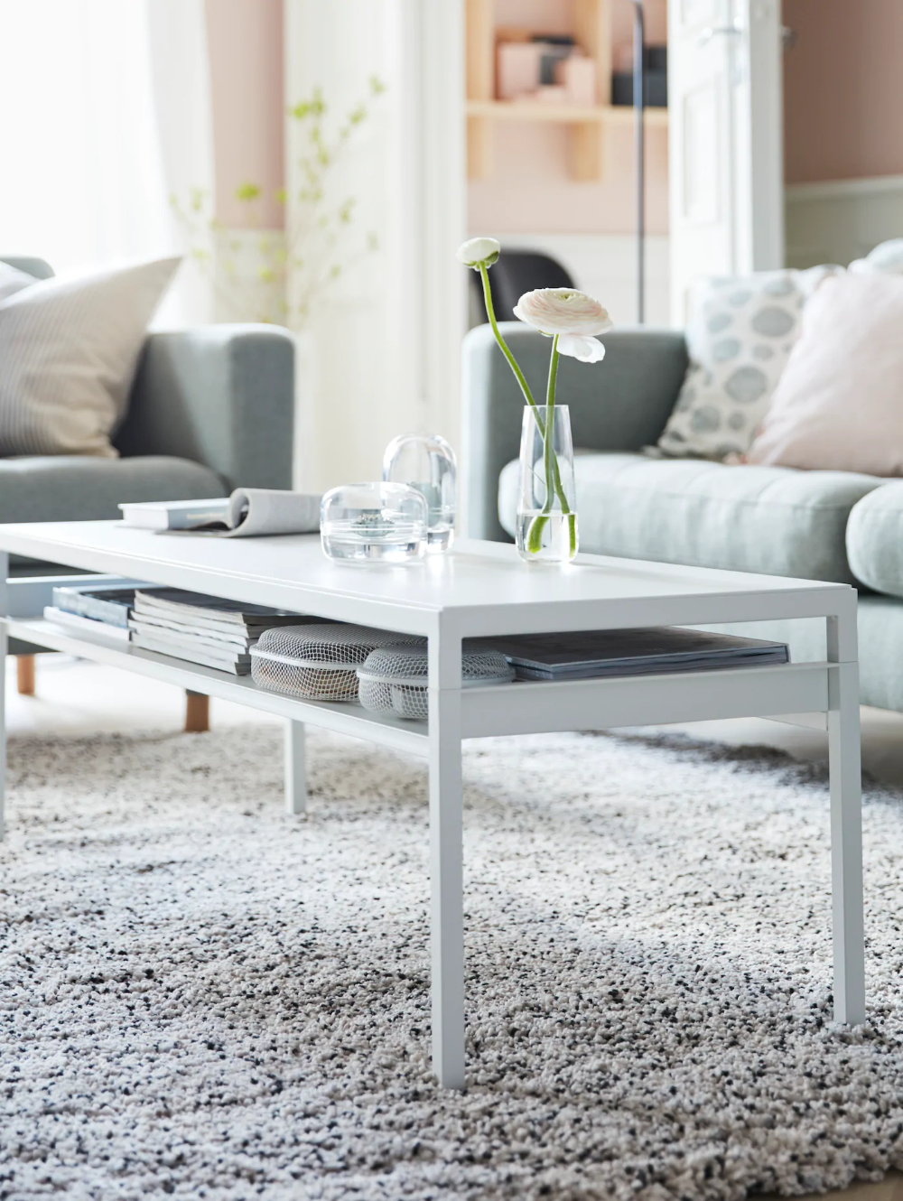 Create a calm oasis in your living room in 2020 | Coffee ...