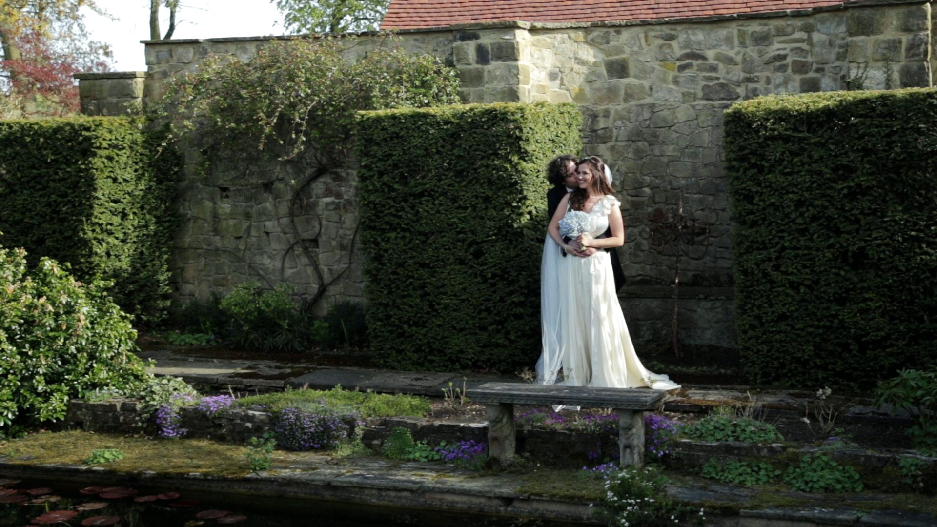 Young love.  Beautiful wedding moments captured by ndr films. www.ndrfilms.co.uk