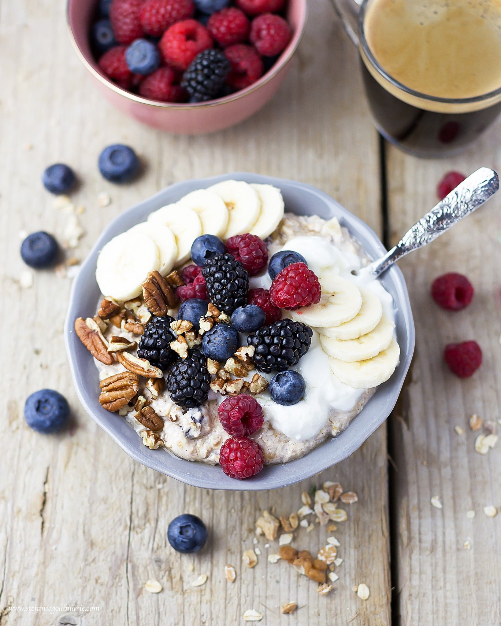 bircher muesli a la jamie oliver s e lowcarb rezepte ohne zucker pinterest fr hst ck. Black Bedroom Furniture Sets. Home Design Ideas