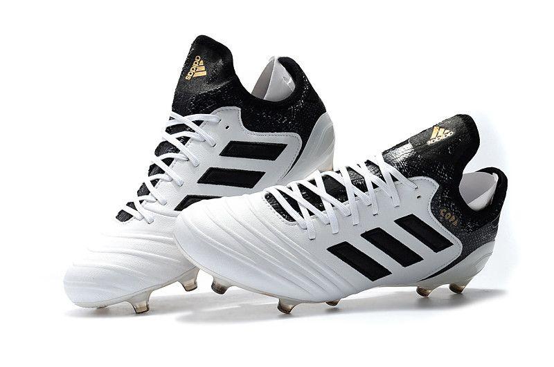 wholesale dealer e58c6 42bf4 Botas de fútbol adidas Copa 18.1 FG - Blanco Negro