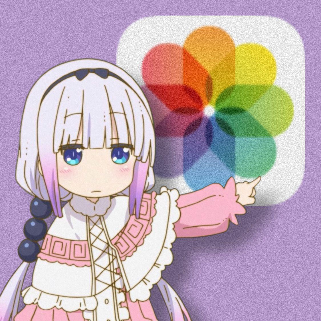 freetoedit app icon animeicon photos kana