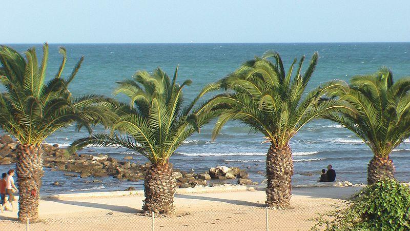 Benicarlo Beach, Spain, Europa