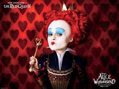La malvada reina roja. | Cine , musica ♫ and TV | Alicia ...
