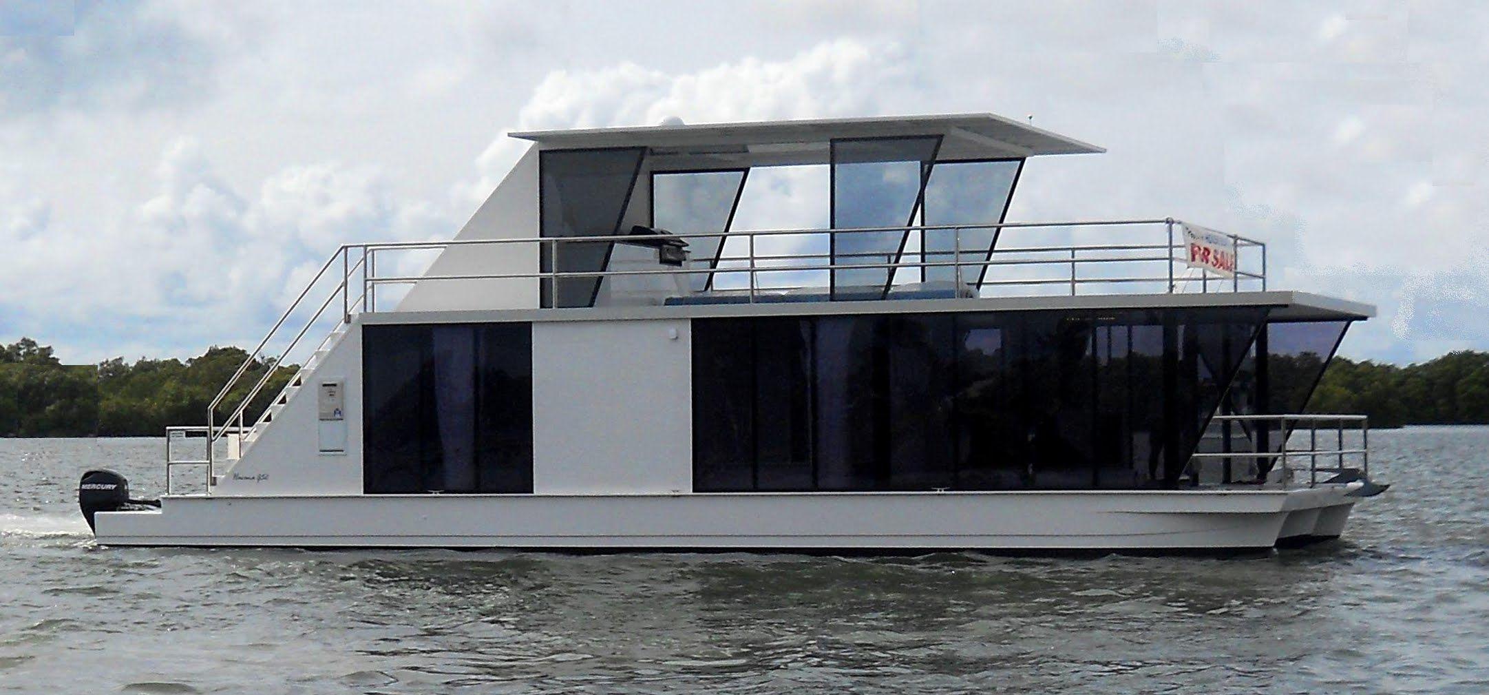 Modern Houseboat Floor Plans