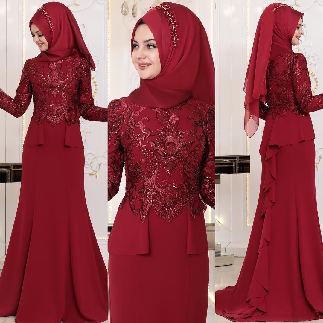 2018 En Yeni Pinar Sems Abiye Elbise Modelleri Www Tesetturelbis Pinar Tesettur Abiye Modelleri 2020 Elbise Modelleri Elbise The Dress