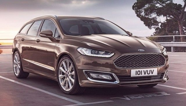 Price Of New 2017 Ford Mondeo Wagon Is Still Questioned Since