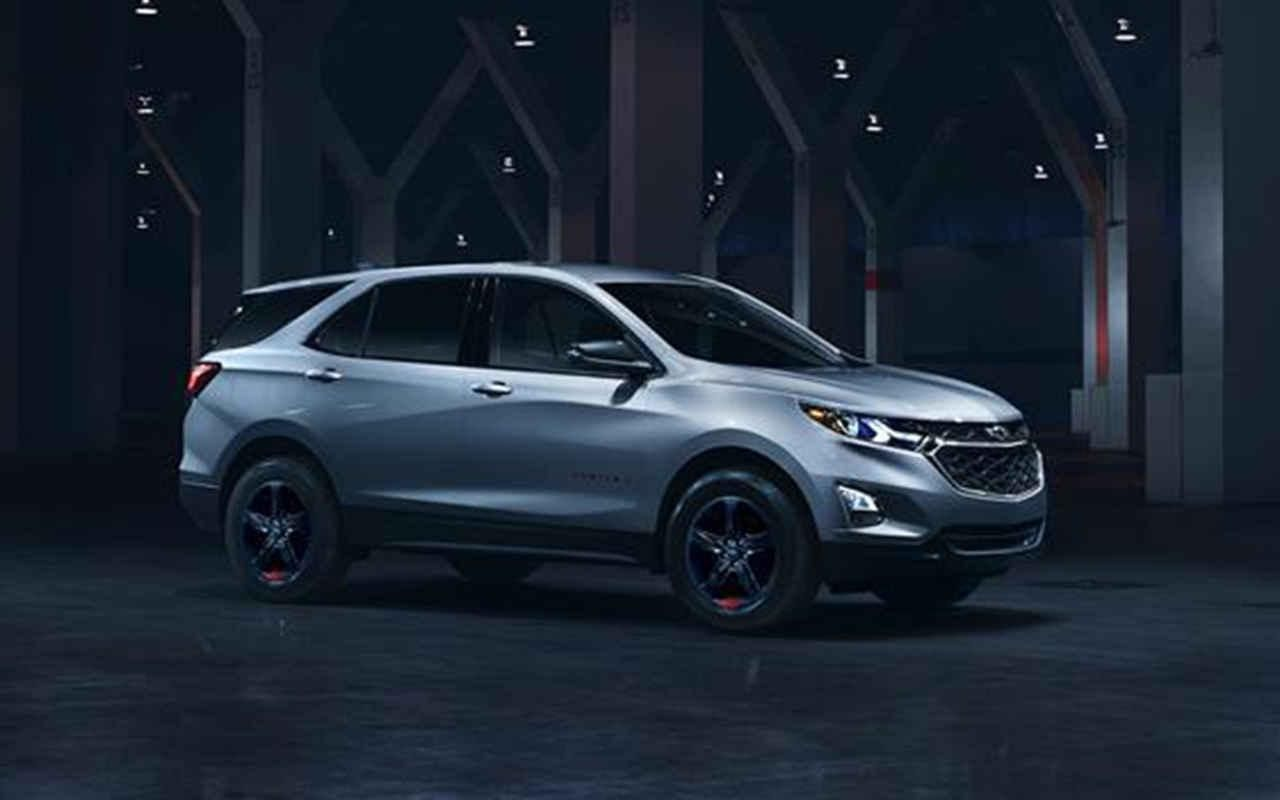 2019 Chevy Equinox Rumors Release Date Chevrolet Has Launched With Regard To