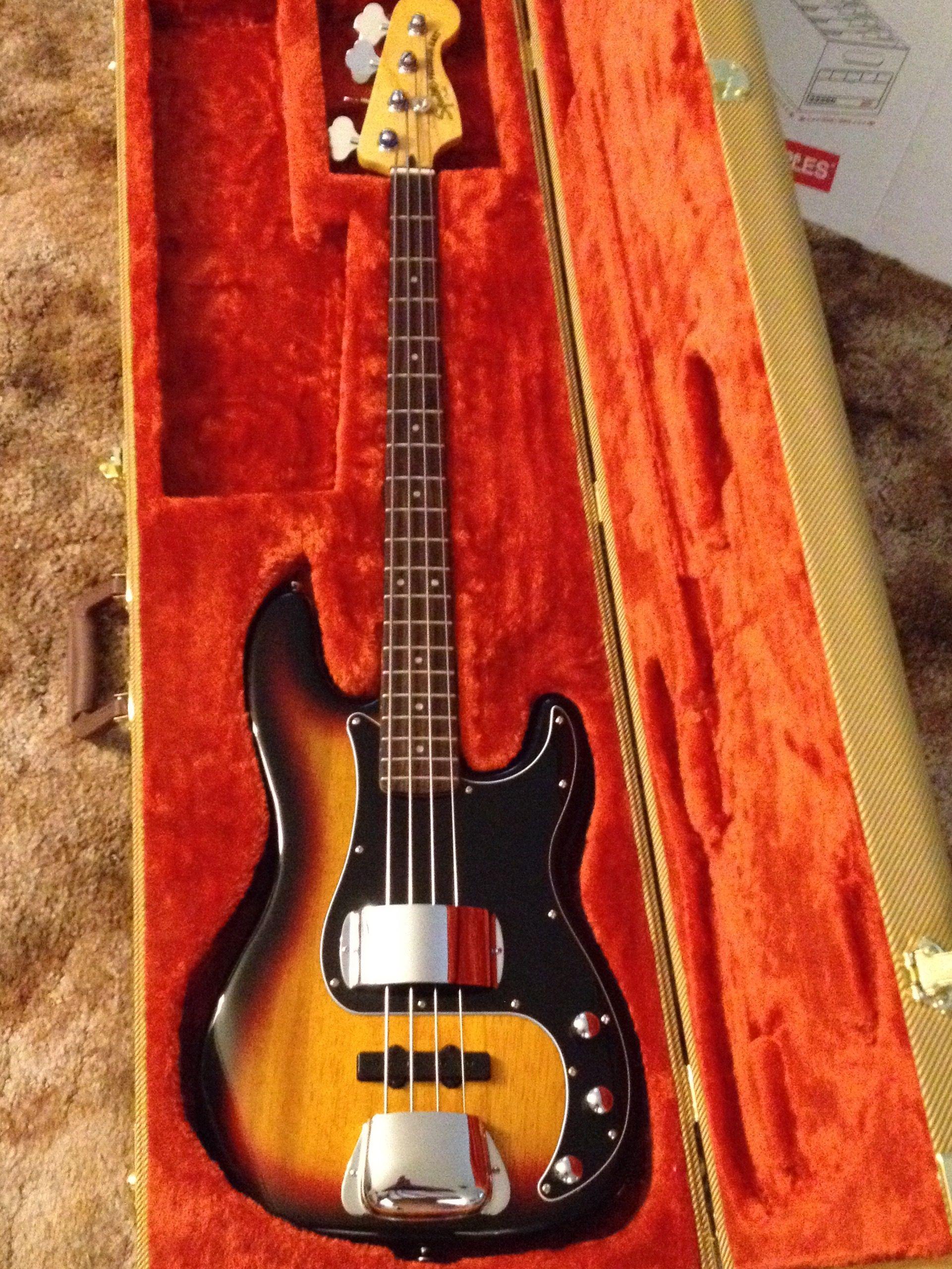 Bass Guitar Bridge Cover For Precision Bass Chrome