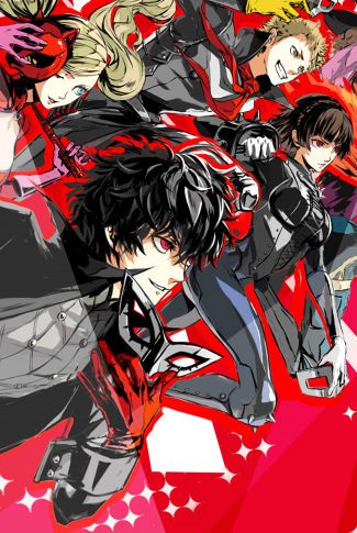 Download Persona 5 Joker And The Phantom Thieves Wallpaper Persona 5 Anime Persona 5 Joker Persona 5