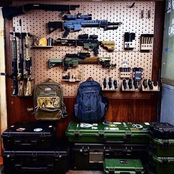 Creative Small Gun Room Inspiration Awesome Gun Rooms