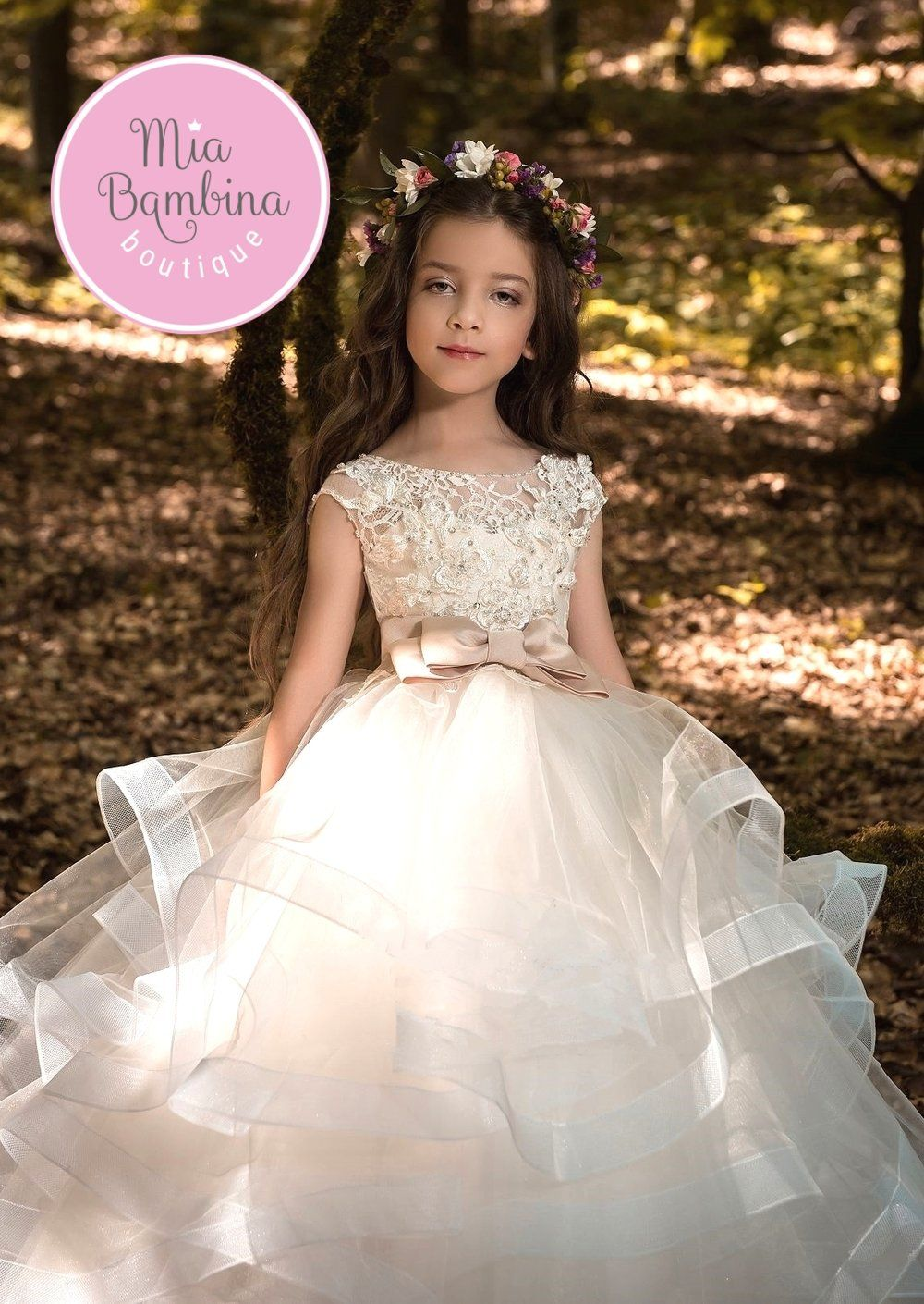 09c949415 Flower Girl Dresses For Toddlers Canada